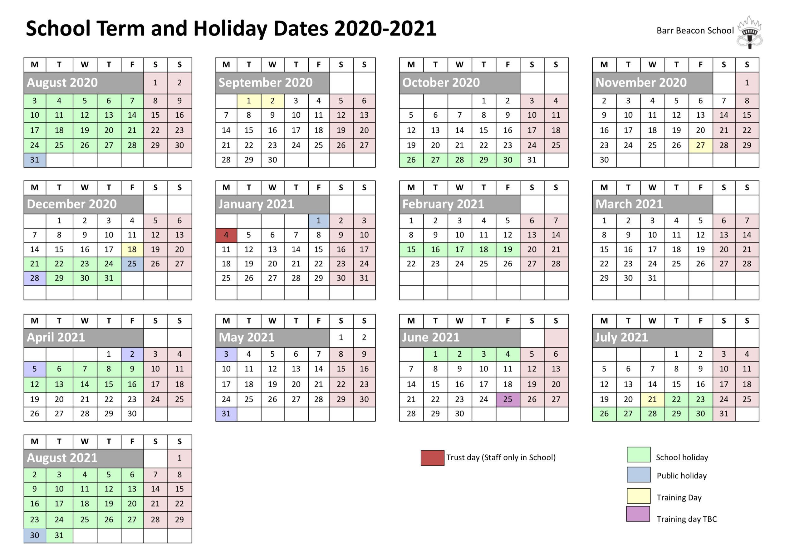 Calendar-202021