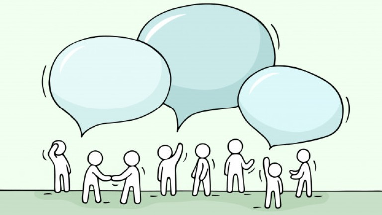 sketch-crowd-working-little-people-with-speech-bubbles_156892-53